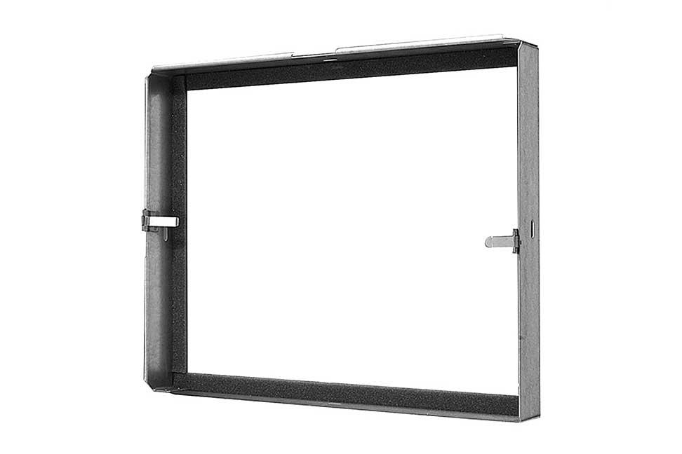 NS-100 Filter Holding Frame | 16 gauge Galvanized Steel | Smith Filter